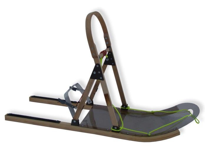 Нарты спортивные 'Ветерок' от торговой марки 'Скороходы'